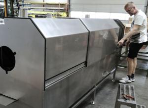 Billetvasker til aluminium