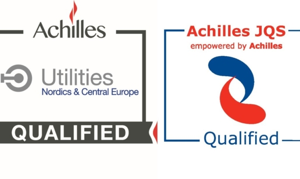 Frecon is now fully qualified in achilles jqs and achilles utilities nce