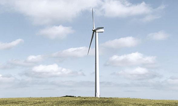 """225,000 hours of experience in the wind industry pave the way collaboration with """"Mr. Windpower"""""""