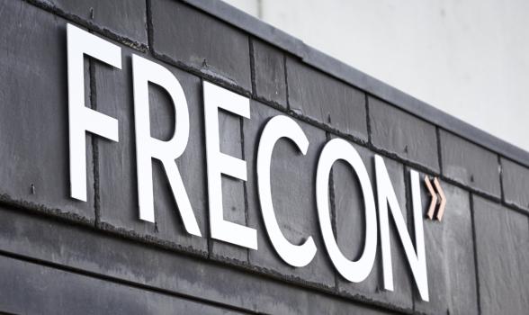 Frecon is established on funen