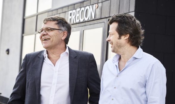 "FRECON sets a high bar – ""It has to be just right"""