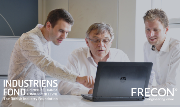 Collaboration between the Danish Industry Foundation and FRECON strengthen SMEs path through the corona crisis