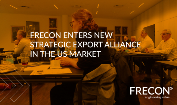 FRECON enters green export alliance on energy efficient solutions for the US market