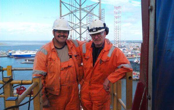 Jan Ánike Nikolajsen, new Lead Design Engineer in FRECON, has experience as fitter in Maersk Drilling Norway.