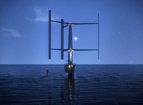 FRECON selected as advisor for SeaTwirl's unique floating vertical-axis wind turbine