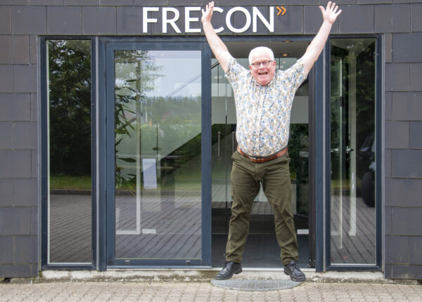 FRECONs farverige CEO Claus Mølgaard Jensen kan 10. juli 2021 fejre sin 60-års fødselsdag