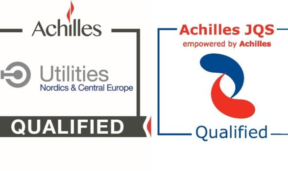 FRECON er nu fuldt kvalificeret i Achilles JQS og Achilles Utilities NCE