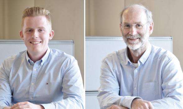 Velkommen til to nye kollegaer i FRECON teamet