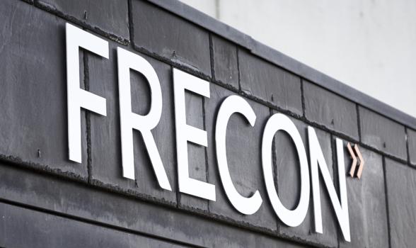 God start for FRECON i Esbjerg