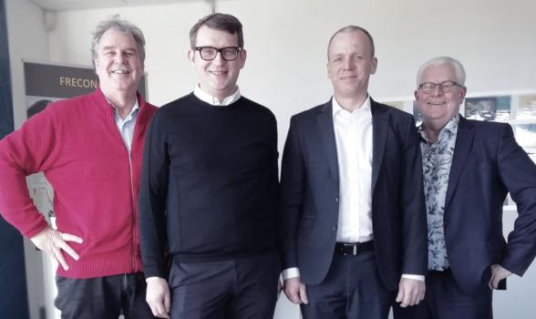 Positiv seniorpolitik vakte ministerens interesse for østjysk ingeniørfirma