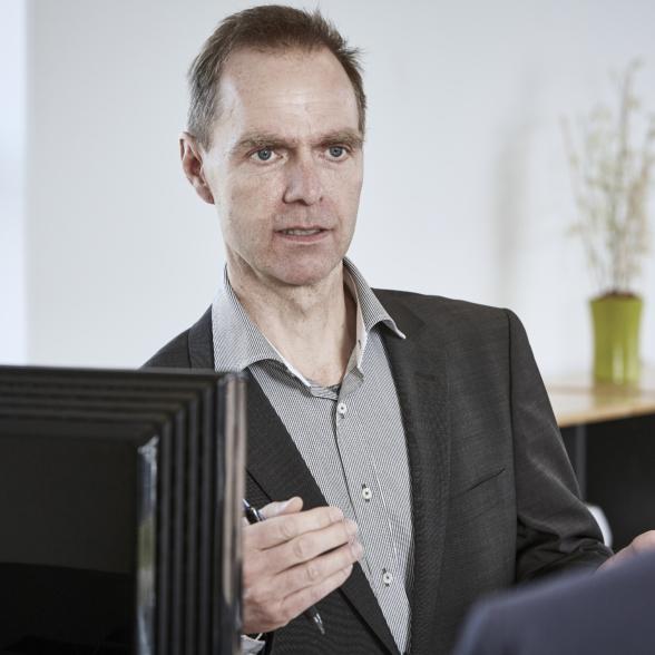 DET SKAL VÆRE NEMT FOR DIG AT TILGÅ