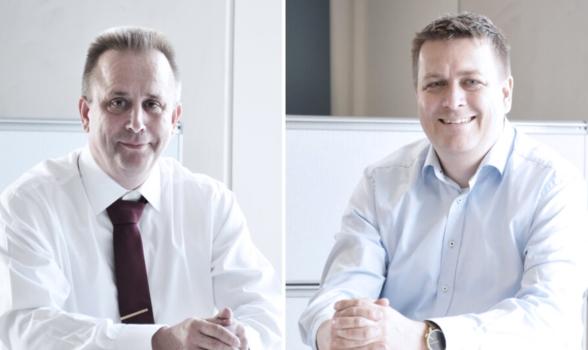 To nye konsulenter til FRECON teamet