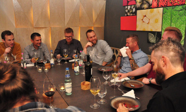 FRECON_Mechanical engineers_Michelin-recommended restaurant_Budapest_Hungary_Oct 2019