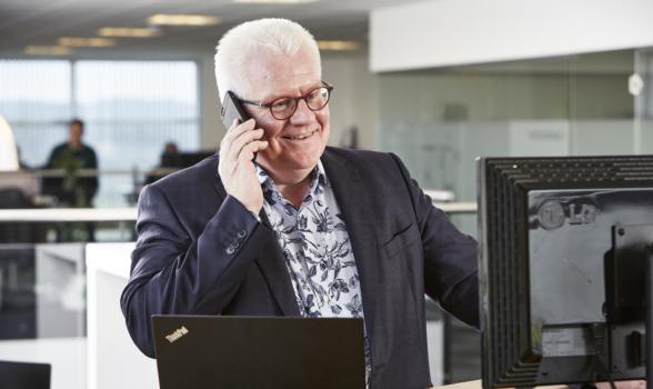 Claus Mølgaard Jensen er ny adm. direktør i FRECON A/S