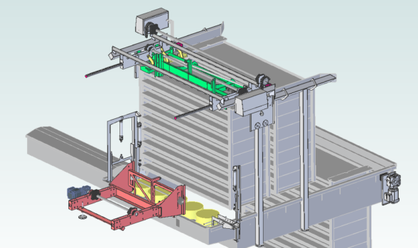 FRECON bringer omfattende erfaring med maskinkonstruktion for fødevareindustrien i spil i ny mejeriopgave