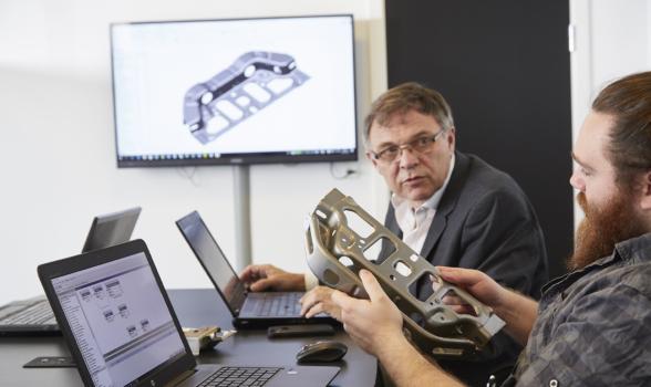 FRECON ser et stort og værdifuldt potentiale i stålstøbte komponenter