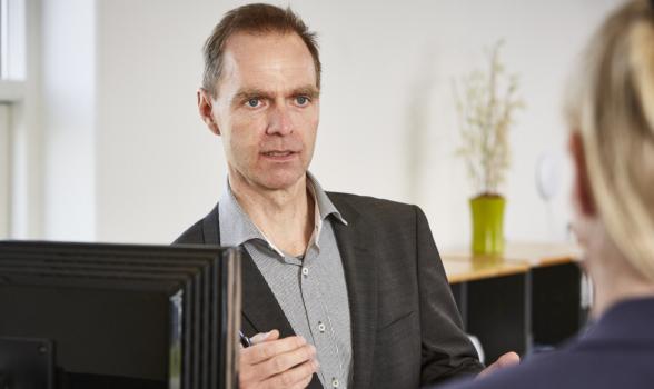 Frecon styrker organisationen med erfaren Project Director