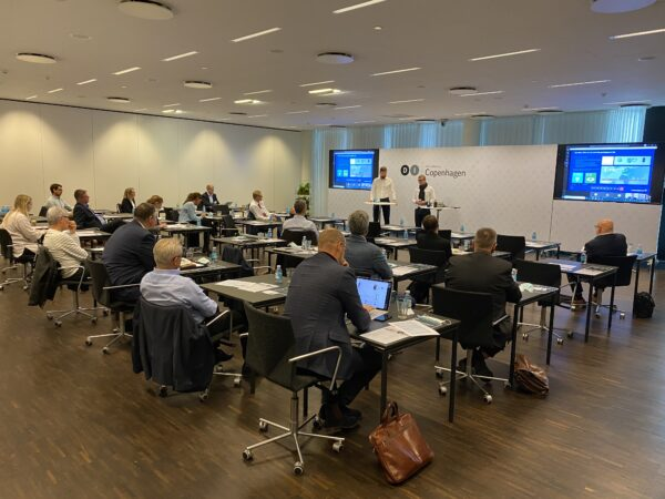 FRECON deltog i SIA kick-off møde 29/10 i Industriens Hus i København. Photocredit: The Trade Council i Nordamerika, Udenrigsministeriet.