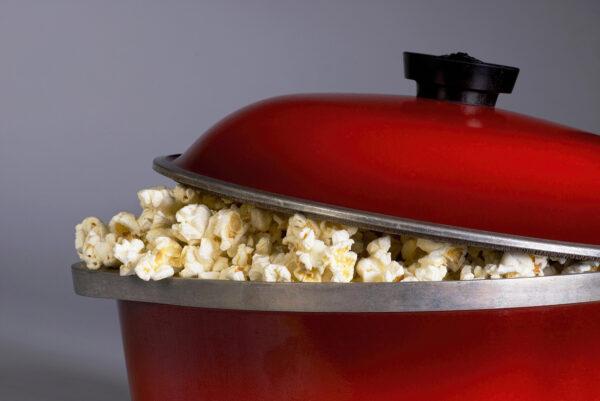 Team FRECON består af kreative popcornhoveder fulde af idéer til at takle coronakrisen 2020.