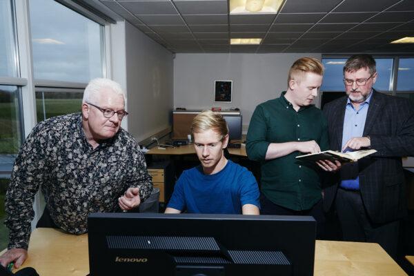 Morten Damsgaard Flecks fra FRECON har automatiseret beregningsarbejdet i ANSYS