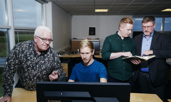 Nørdet programmering i ANSYS sparer dagevis i beregningsarbejdet