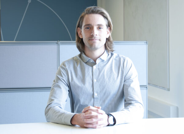 Troels Taulbjerg Kristensen er 1. februar 2021 startet som Design Engineer hos FRECON.