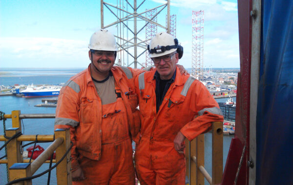 Jan Ánike Nikolajsen, ny Lead Design Engineer i FRECON, har erfaring som servicemontør i Maersk Drilling Norway.