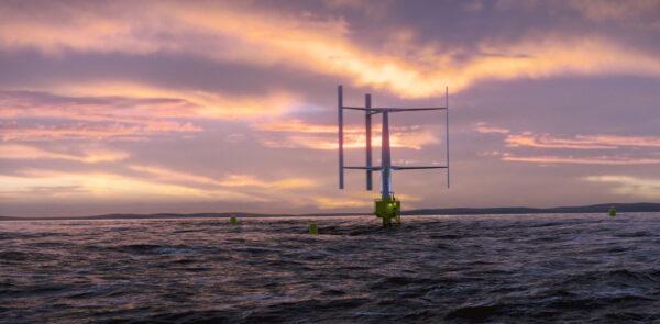 FRECON valgt som rådgiver for SeaTwirls unikke flydende vertical-axis vindmølle