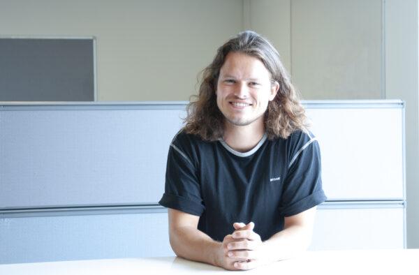 Anders Lambæk Knudsen er studentermedhjælper i FRECON. Til dagligt bor og studerer han i Aarhus.